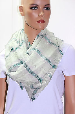 Primary image for NWT Collection XIIX Eighteen Fresh Mint Metallic Infinity Loop 24x35