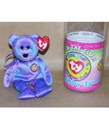 Ty Clubby IV  Beanie Baby Bear BBOC 2001 - $12.55