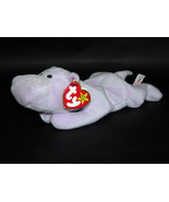 Ty Beanie Baby Happy Hippo  1994 Original - $8.75