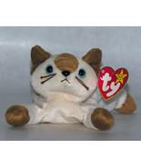 Ty Snip Beanie Baby Cat 1996 Original - $7.80