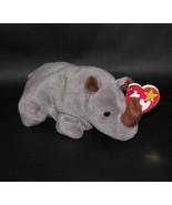 Ty Spike Beanie Baby Rhino 1996 Original - $6.85