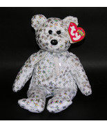 Ty The Beginning Bear Beanie Baby 2000 - $7.80