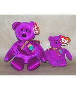 Ty  Millenium Bear Millenium Teenie Beanie Baby... - $13.50
