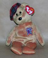 Ty Charitee Bear PGA Tour Beanie Baby 2004 - $9.70