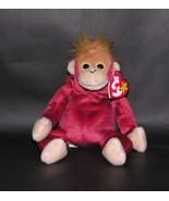 Ty Schweetheart Orangutan Beanie Baby 1999 - $9.70