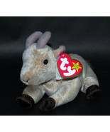 Ty Beanie Baby Goatee the Goat 1998 Original - $7.80