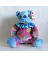 Ty September Birthday Bear Beanie Baby 2001 - $9.70