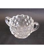 Fostoria American Pattern 2056 Vintage Sugar Bowl - $12.55