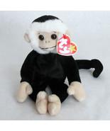 Ty Mooch  Beanie Baby Spider Monkey  Beanbag Plush 1998 - $7.87