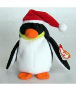 Ty Zero Beanie Baby Penguin Beanbag Plush 1998 - $7.87