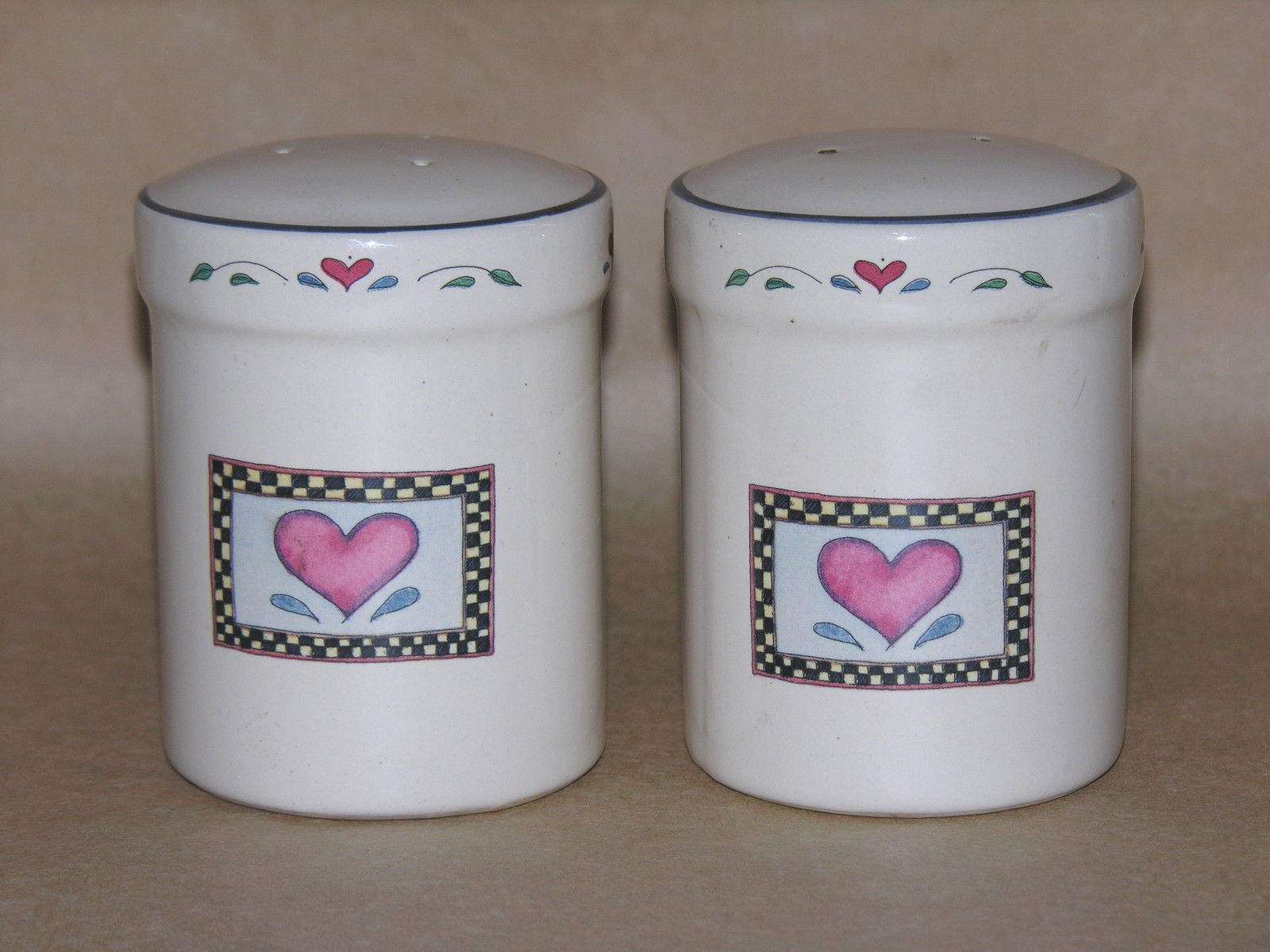 Susan Wingett Design Large Salt And Pepper Shakers Other