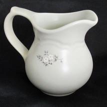 Pfaltzgraff Heirloom Pattern Stoneware Creamer - $9.85