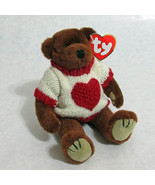 Ty Casanova Attic Treasures Lover Bear 1993 Ori... - $7.80