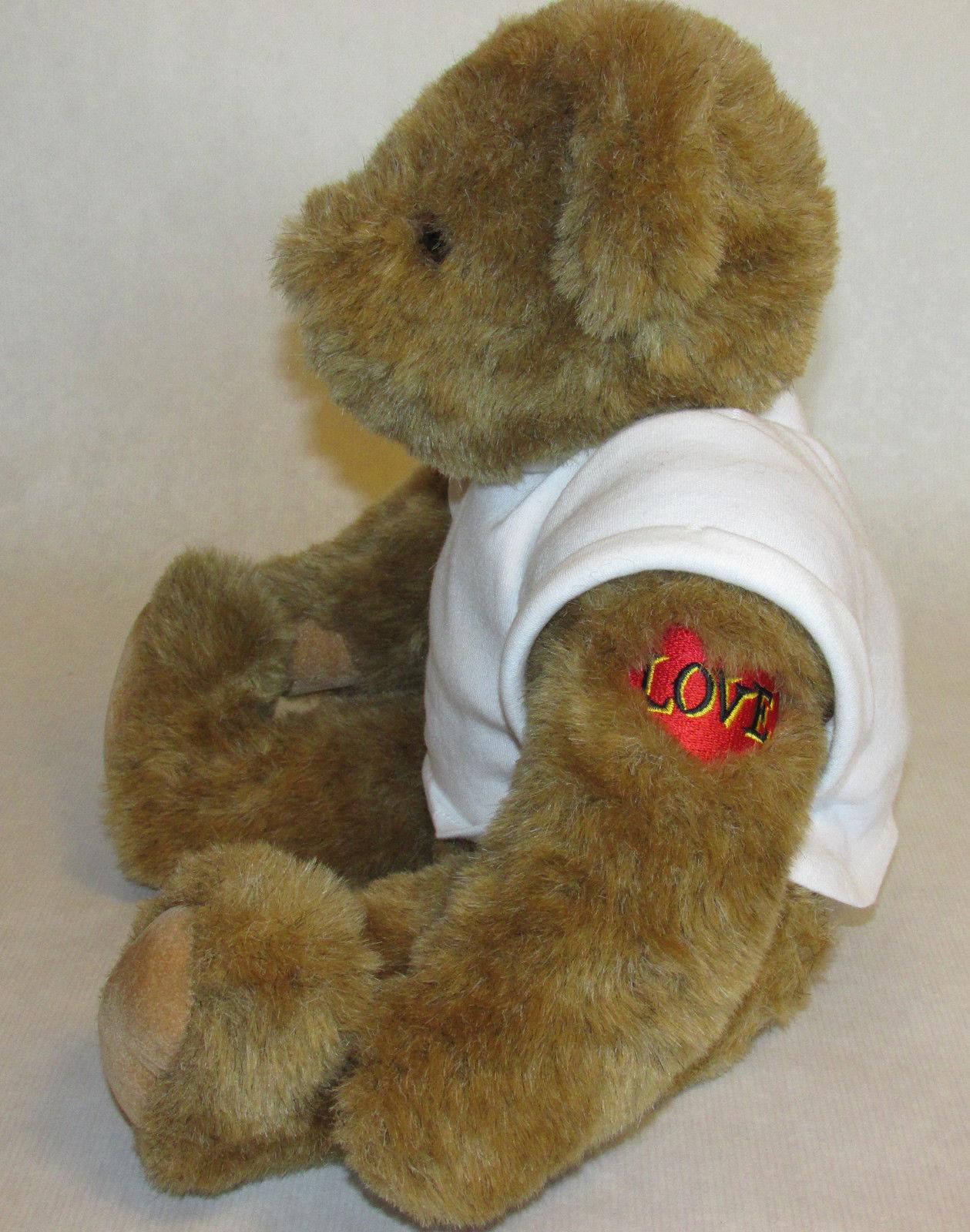 vermont teddy bear co Vermont bear found in: 15 born in vermont sweater bear, 15 logo t-shirt bear, 15 holstein bear, 15 classic bow tie bear, giant.