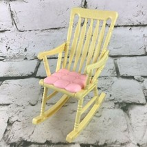 Vintage 1997 Barbie Love'n Care Baby Center Nursery Replacement Rocking Chair - $14.84