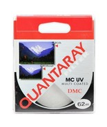 62mm UV Multi-Coated Filter [Camera] - $9.99