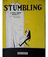 Stumbling   A Fox Trot Oddity [Sheet music] by Confrey Zez Words & Music - $55.99