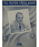 I'll Never Smile Again with Tommy Dorsey [Sheet music] by - $42.99