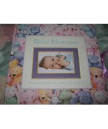 Baby Moments, Treasured Memories of Babys First Years [Paperback] by Rob... - $15.99