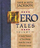 Hero Tales, vol. 2 by Jackson, Dave and Neta - $29.95