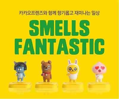 KAKAO Talk Friends FRODO Character Figure Car Air Freshener Home Decor Desk Toy