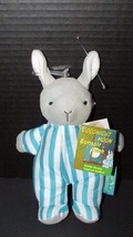 NWT Good Night Moon Margaret Wise Brown Plush Bunny Rabbit Rattle baby toy - $9.59