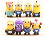 Despicable Me 2 The Minions Role Figure Display
