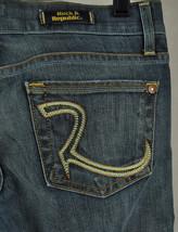 Rock & Republic Costello Roxx Blue Jeans 26 USA 001412 - $34.55