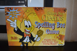 Honey Nut Cheerios Spelling Bee Game - $27.69