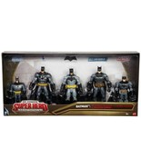 DC Comics Super Hero Showdown Batman The Ultimate Collection 5-Pack New ... - $28.04