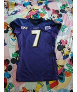 Baltimore Ravens Authentic Game Worn Billy Cundiff Jersey - $296.99