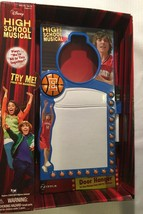 Disney  High School Musical Rockin Door Hanger Easy Message Center Pen / Eraser - $9.89