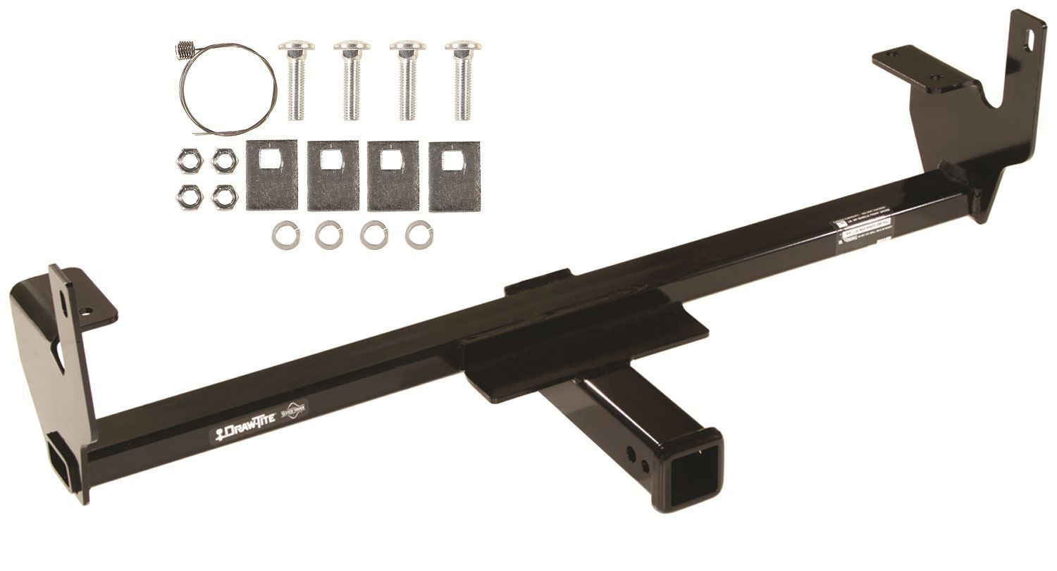 """2010 DODGE PICKUP RAM 3500 TRAILER HITCH FRONT MOUNT 2"""" TOW RECEIVER DRAWTITE"""