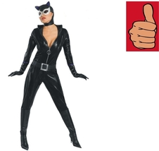 Batman - Costume - Secret Wishes - Catwoman - Extra Small - Sexy Adult C... - $41.79
