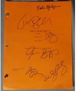 Orange Is The New Black 6 Cast Hand Signed Script COA Schilling Prepon B... - $349.99