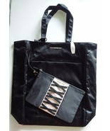 NEW Victoria's Secret Limited Edition Satin Bag with Corset clutch Set - $25.00