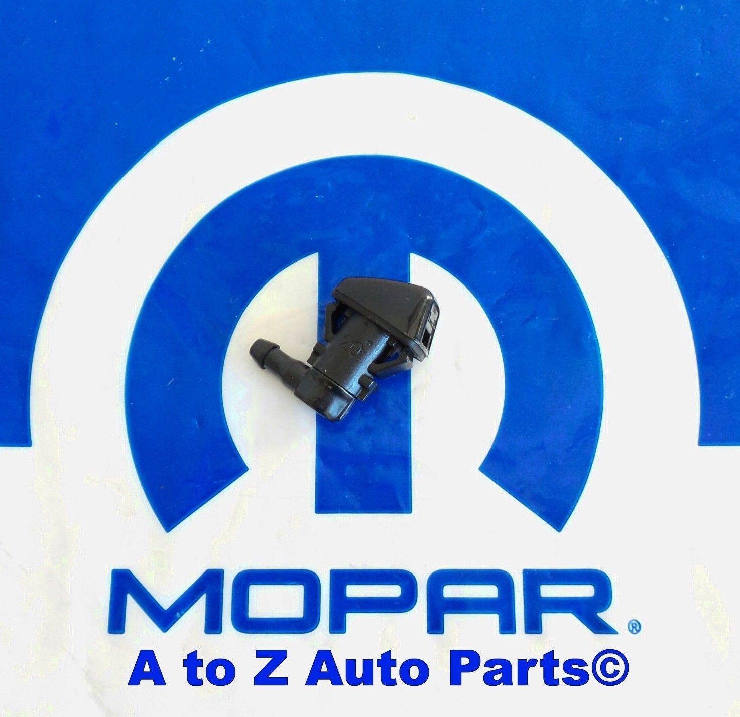 2008-2012 Jeep Liberty,Dodge Nitro Windshield Washer Squirter / Nozzle,OEM Mopar