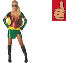Batman - Costume - Secret Wishes - Robin - Size Small - Sexy Adult Size 6  sc 1 st  Bonanza : secret wishes robin costume  - Germanpascual.Com