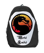Mortal Kombat Backpack Bag #88064622  - $29.99