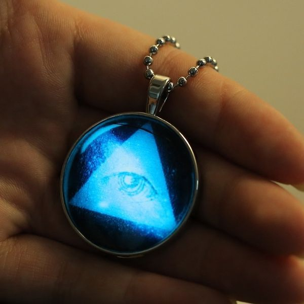 Fairy Lemony Snicket's Unfortunate Events Badluck Curse magic spell necklace