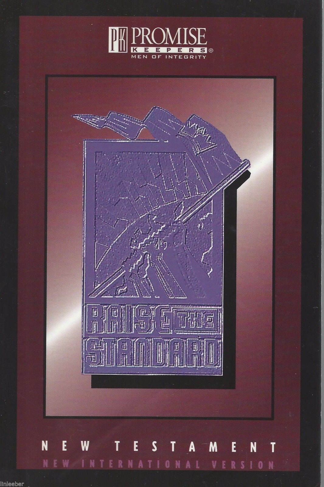 Promise Keepers New Testament Raise The Standard By Promise Keepers(Author);1995