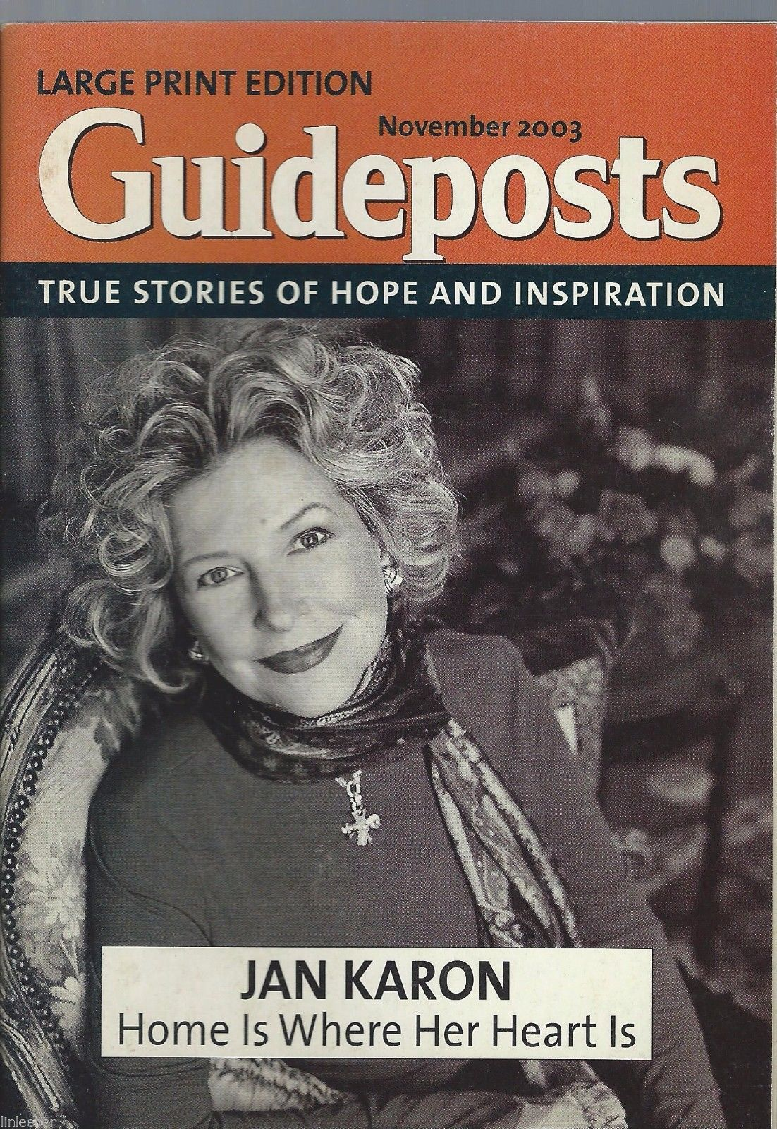 7) GUIDEPOSTS-A Practical Guide To Successful Living;1999,2000,2003,LARGE PRINT