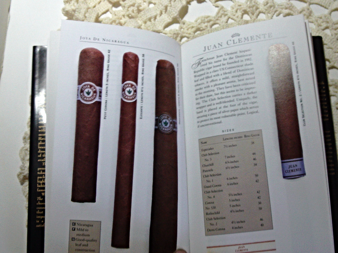 """The Cigar Companion A Connoisseur's Guide"" by Anwer Bati & Simon Chase"