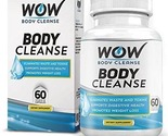 Wow body cleanse  60 veggie capsule s  thumb155 crop