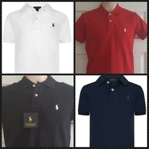 Primary image for POLO RALPH LAUREN BOYS SHORT SLEEVE POLO SHIRTS