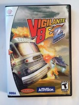 Vigilante 8 2nd Offense - Sega Dreamcast - Replacement Case - No Game - $7.91