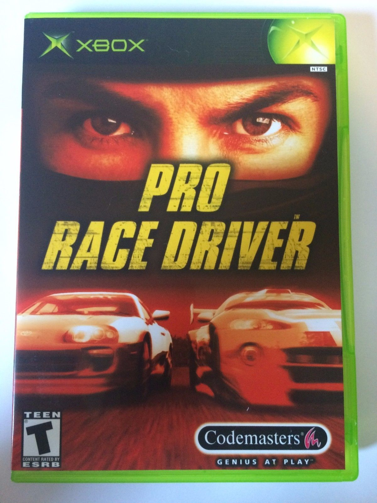Pro Race Driver - Xbox 360 - Replacement Case - No Game