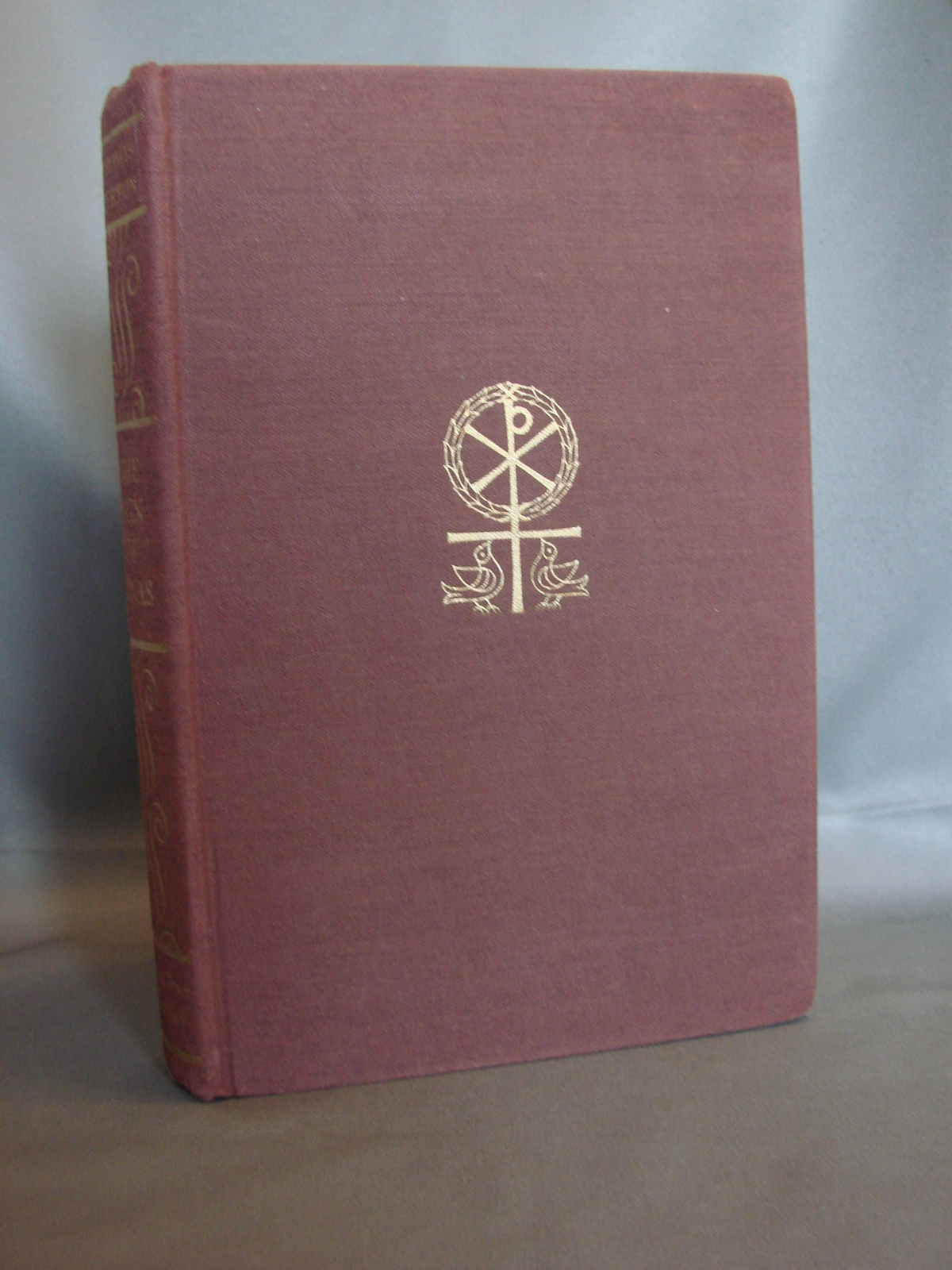 The Sign of Jonas by Thomas Merton First Edition Hardcover