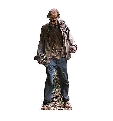 ZOMBIE MALE WALKER 1 WALKING DEAD LIFESIZE CARDBOARD STANDUP STANDEE 2088
