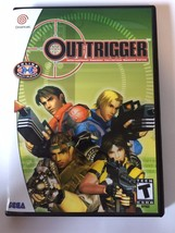 Outtrigger - Sega Dreamcast - Replacement Case - No Game - $7.91